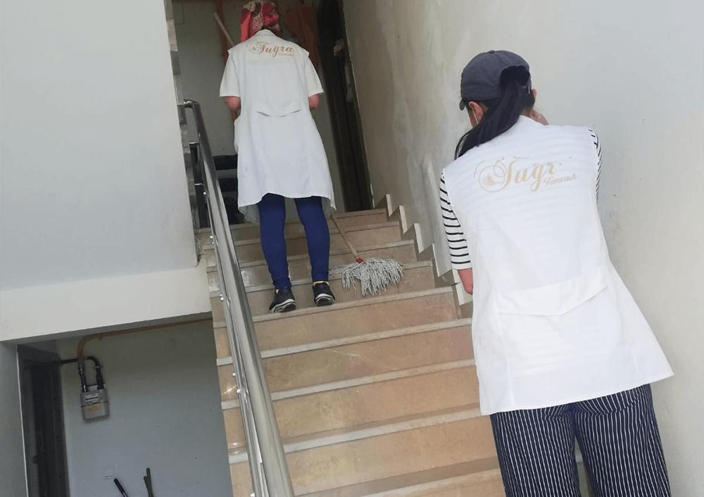 Sakarya Merdiven Temizliği